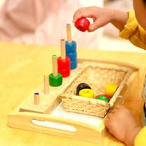 0歳児:日常生活の練習05