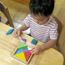 1歳児:日常生活の練習5