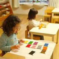 2歳児:感覚教育8
