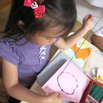 2歳児:日常生活の練習4