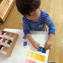 2歳児:感覚教育9