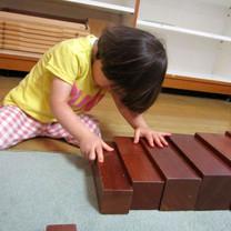 2歳児:感覚教育5