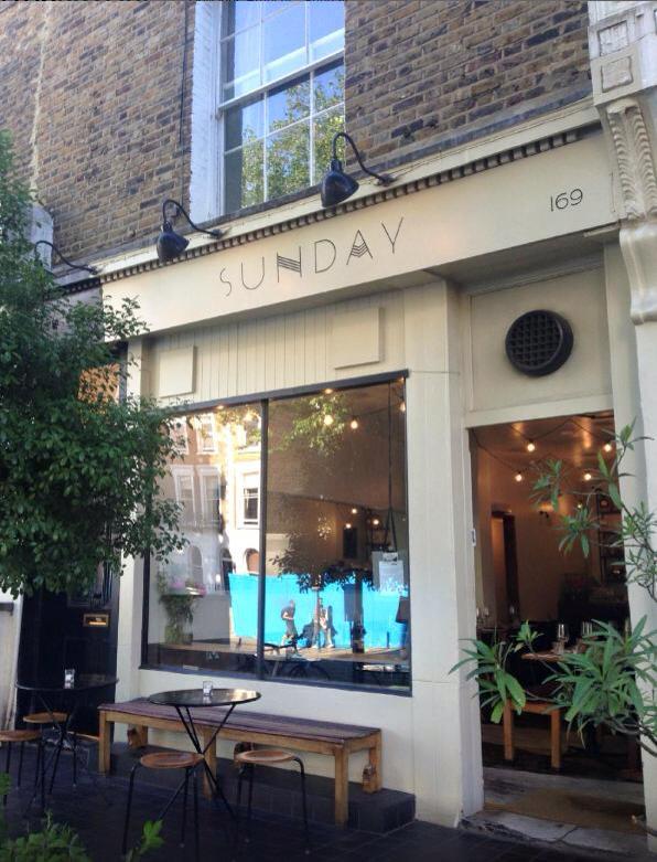 Sunday Café, Islington, London