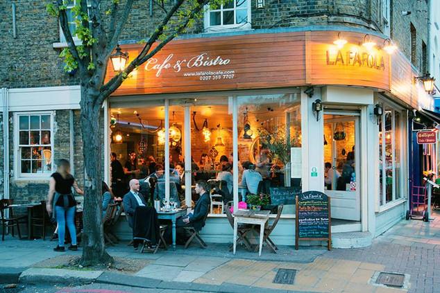 La Farola, Islington, London