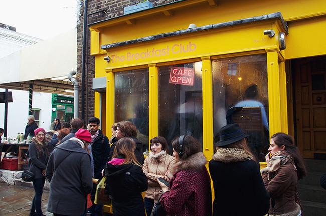The Breakfast Club, Angel, London