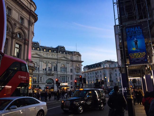 A stroll through London..