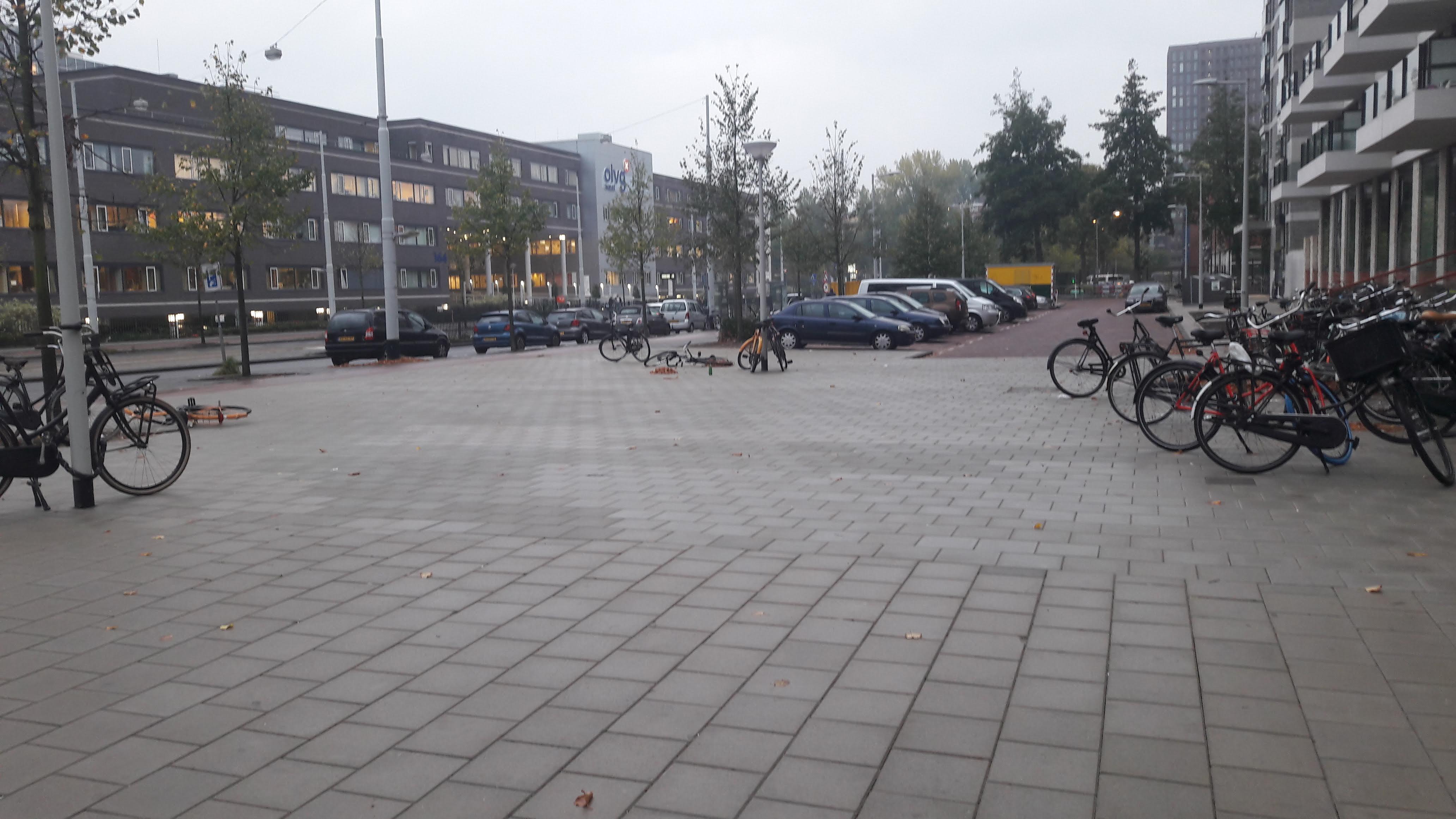 Pedestrian 2018
