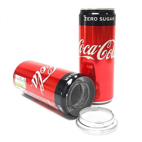 CocaCola Zero Contenitore Stash