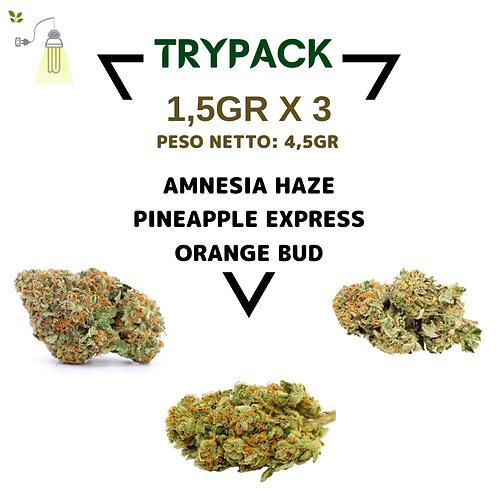 TRYpack Indoor 2°