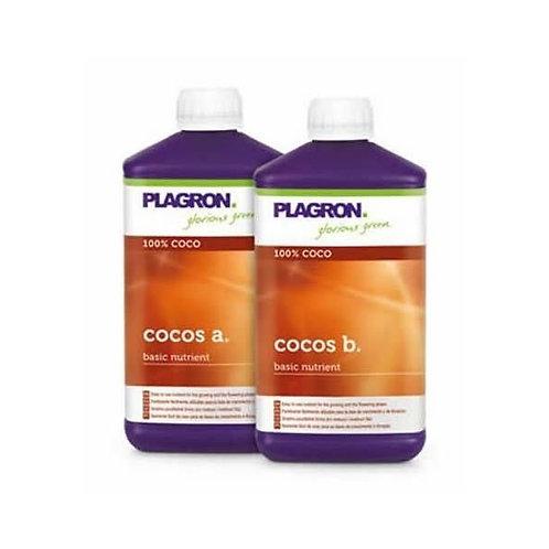 Plagron Coco A+B (Crescite e Fioritura) 2x1L