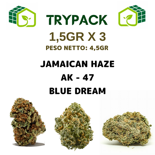 TRYpack GreenHouse 1°