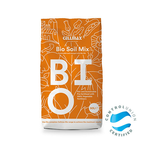 Cellmax BIO Soil Mix 50L