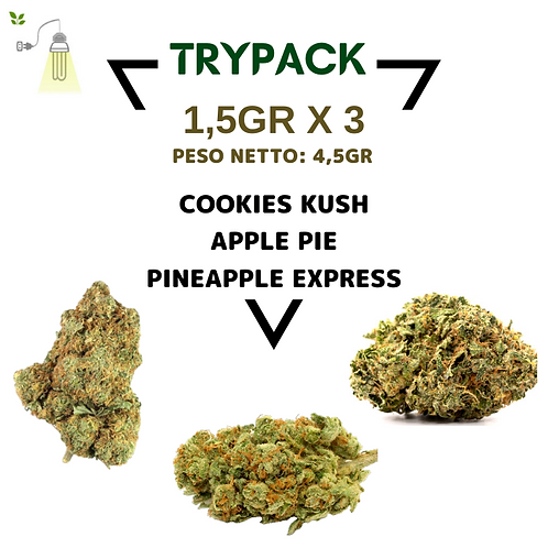 TRYpack Indoor 4°