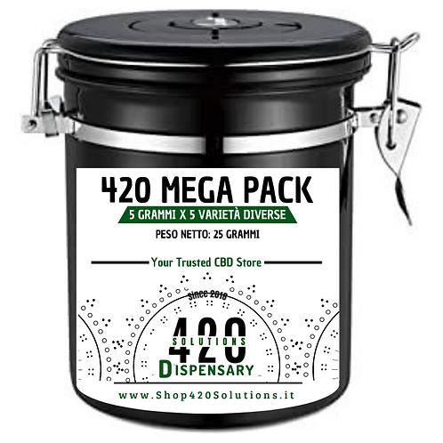 420 Mega Pack 25Gr.