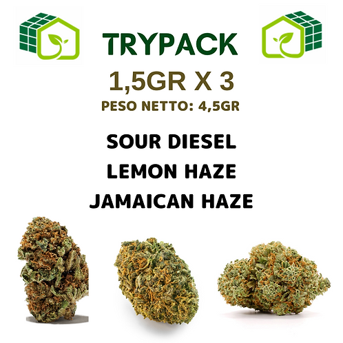 TRYpack GreenHouse 2°
