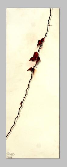 Pastel on Arche Paper
