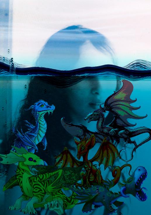Digital Collage Photoshop