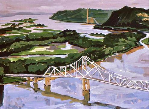 Lansing Bridge
