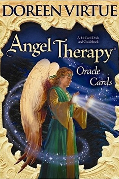 Oracle Cards:  Angel Therapy