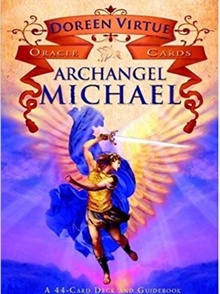 Oracle Cards:  Archangel Michael