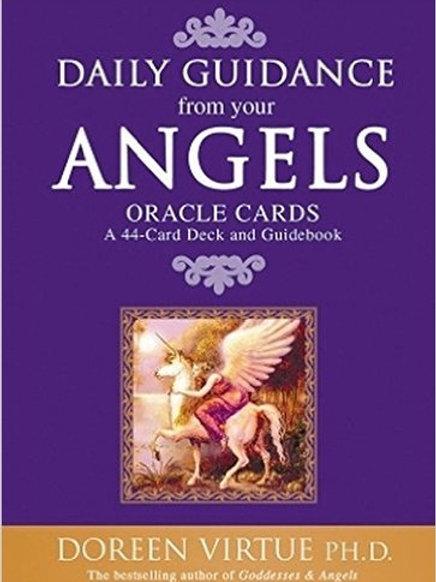 Oracle Cards:  Daily Guidance From Your Angels