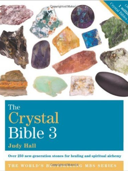Book:  The Crystal Bible 3