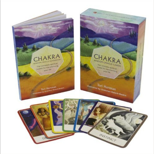 Oracle Cards:  Chakra Wisdom