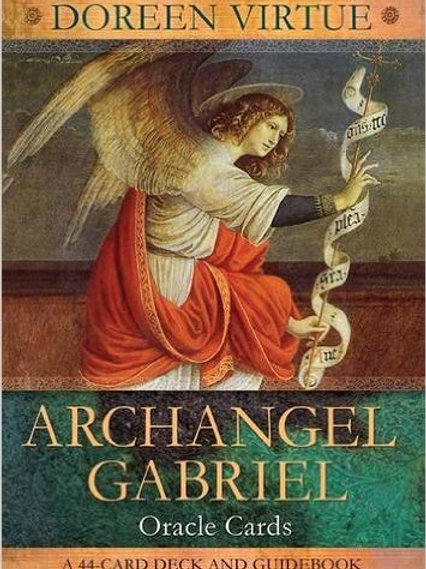 Oracle Cards:  Archangel Gabriel
