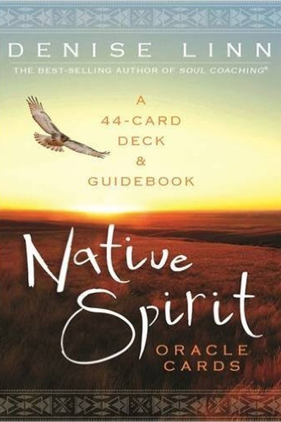 Oracle Cards:  Native Spirit