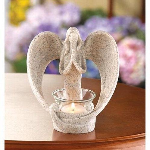 Décor: Angel Tea Light Candleholder