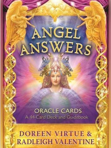 Oracle Cards:  Angel Answers