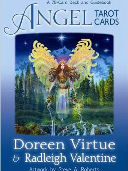 Oracle Cards:  Angel Tarot Cards