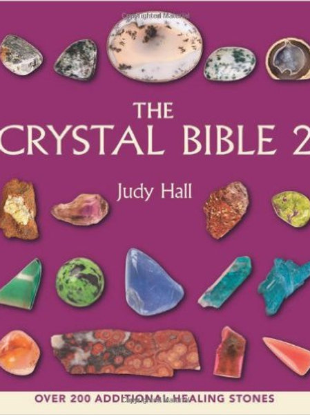 Book:  The Crystal Bible 2