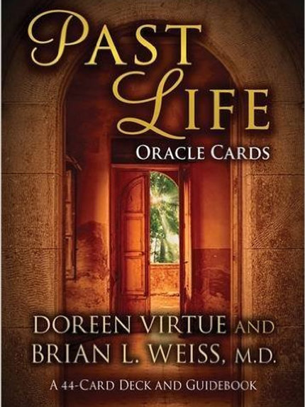 Oracle Cards:  Past Life