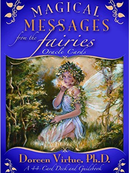 Oracle Cards:  Messages from the Fairies