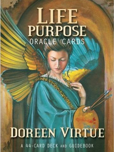 Oracle Cards:  Life Purpose