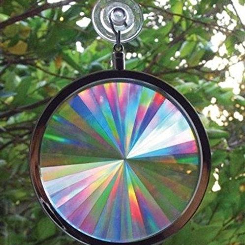 Decor:  Rainbow Window Sun Catcher
