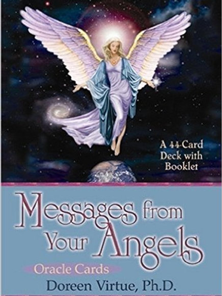 Oracle Cards:  Messages from your Angels