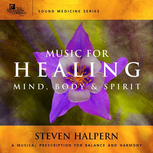 Reiki Music:   For Healing Mind, Body & Spirit