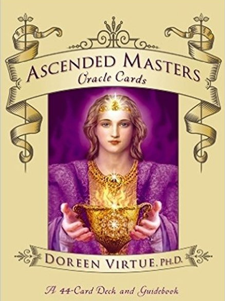 Oracle Cards:  Ascended Masters