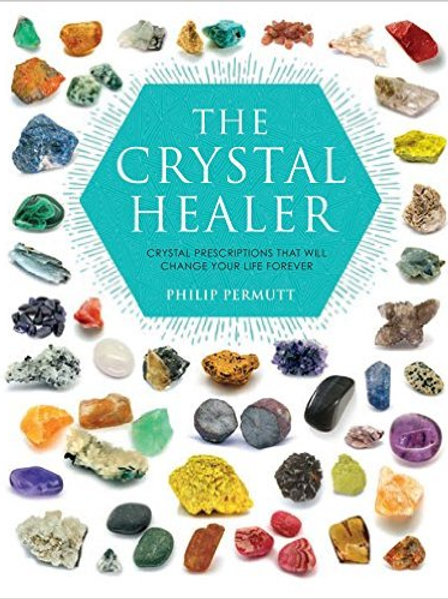 Book:  The Crystal Healer