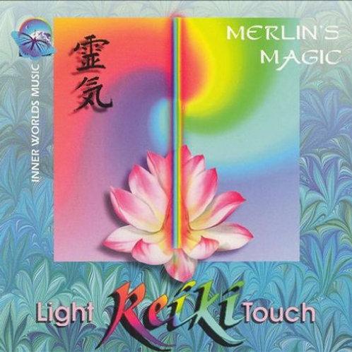 Reiki Music:  Light Reiki Touch
