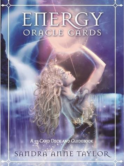 Angel Oracle Cards:  Energy Cards