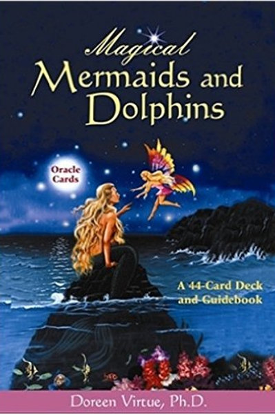 Oracle Cards:  Magical Mermaids and Dolphins