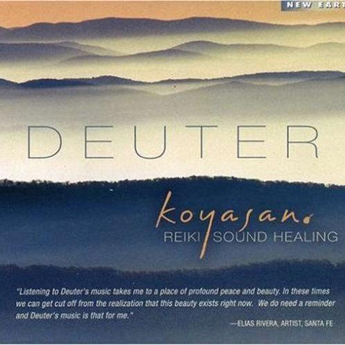 Reiki Music: Deuter Koyasan Sound Healing