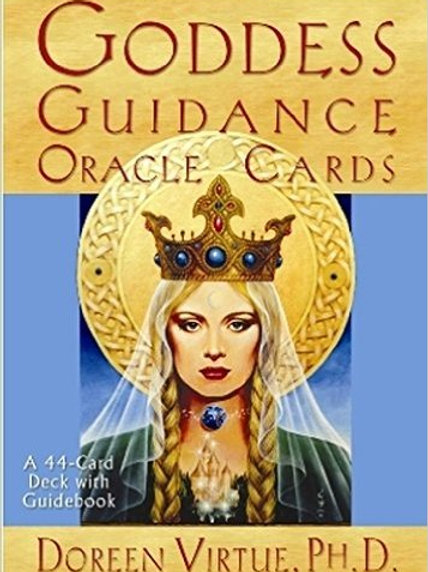 Oracle Cards:  Goddess Guidance