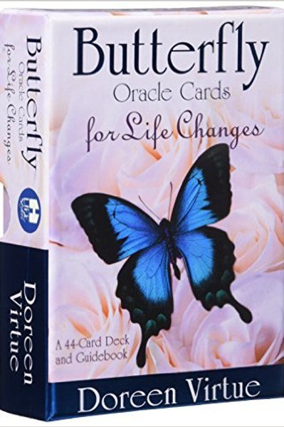 Oracle Cards:  Butterfly