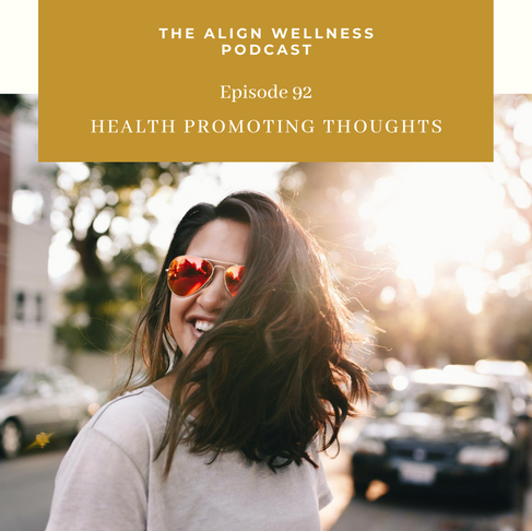 AWP 92: Health Promoting Thoughts