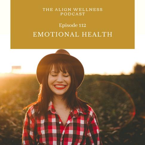AWP 112: Emotional Health