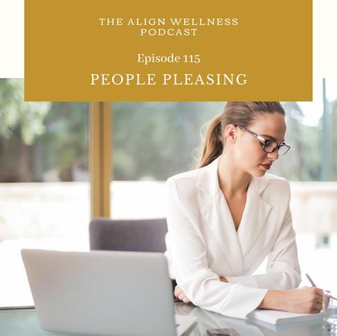 AWP 115: People Pleasing